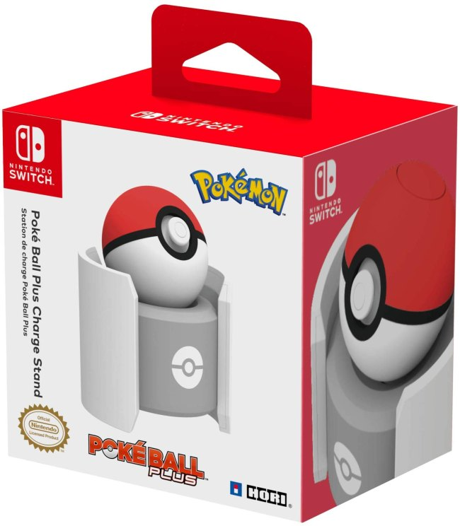 Nintendo Switch Poke Ball Plus Drop & Charge Stand