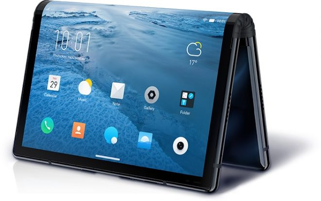 Royole FlexPai - World's The First Foldable Tablet Announced