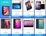 11.11 2018 Tablet Deals Chuwi