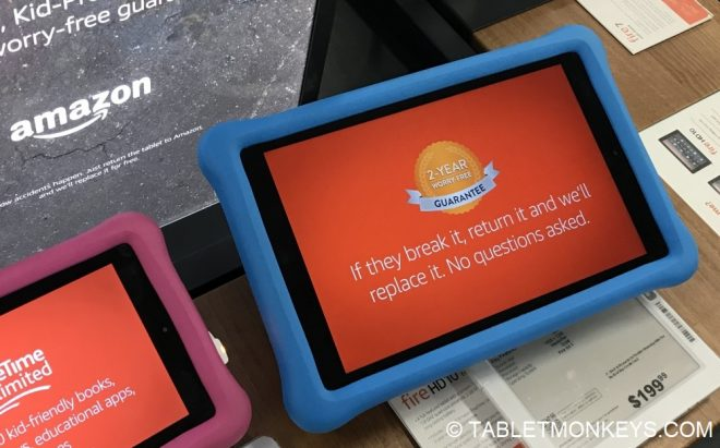 Amazon Fire Kids Tablets Sale