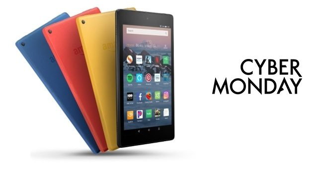 Cyber Monday Tablet Delas 2018 Updated List