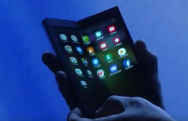 Foldable Samsung Tablet Phone