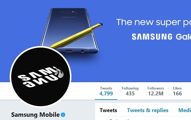 Samsung Folded Tablet Phone