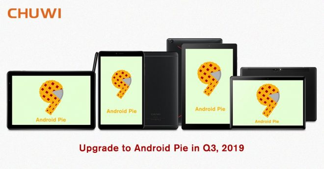 10-Core Chuwi Android 8 0 Tablets To Receive Android 9 0 Update