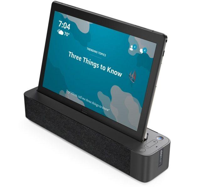 Lenovo Smart Dock For Alexa Smart Tab