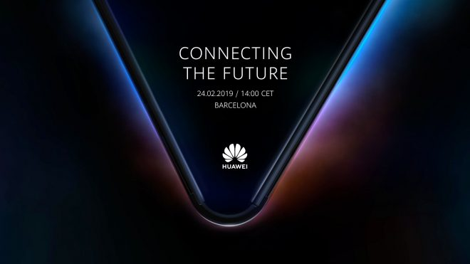 Huawei Foldable Tablet 2019