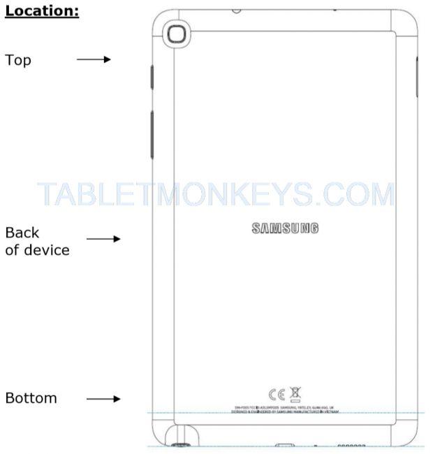 Samsung Galaxy Tab A with S Pen (SM-P200/SM-P205)
