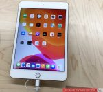 Apple iPad mini 5 - 2019-2020-2021 model gold