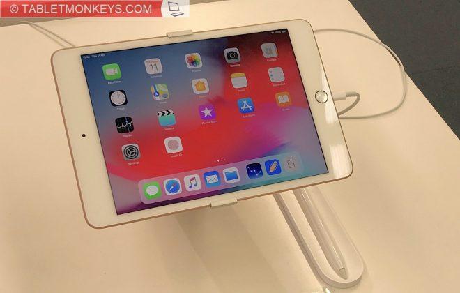 New Apple iPad mini 7.9 2019 Model (gold) with Apple Pencil