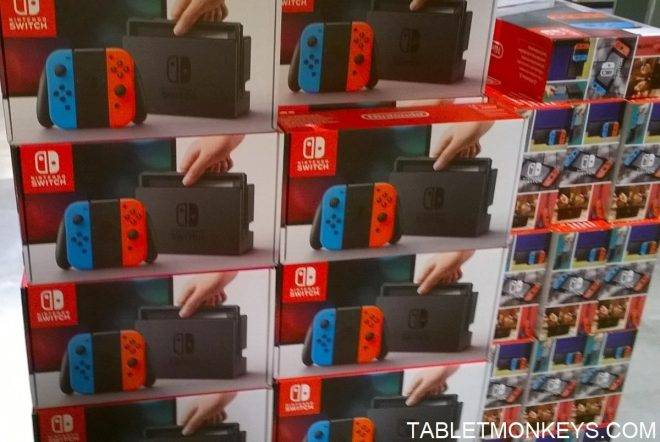 Nintendo Switch Tablets 2019