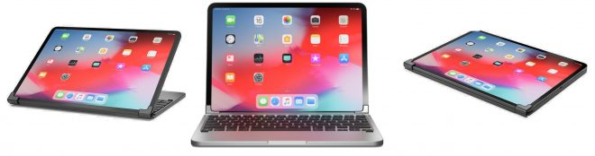 iPad Pro Keyboards Brydge Pro Shipping - Turns iPad Pro Into 2-In-1