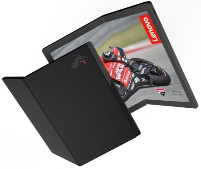 Foldable Tablet Lenovo ThinkPad X1