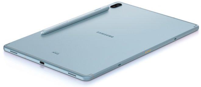 Samsung Galaxy Tab S6 (blue)