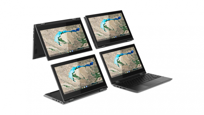 Lenovo 300e Chromebook 2nd Gen  w/ Intel Celeron N4100/4000