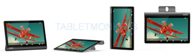 Lenovo Yoga Smart Tab With JBL Speakers To Launch Soon
