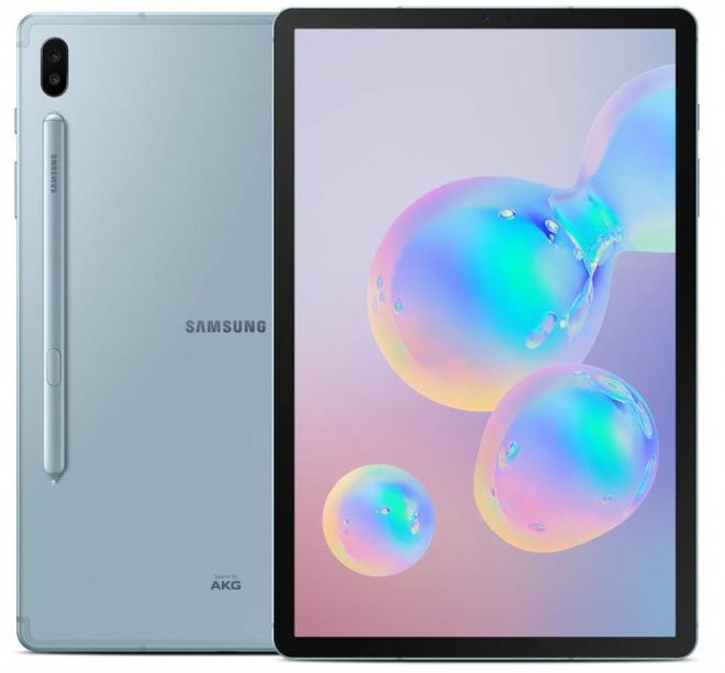 Samsung Galaxy Tab S6 Release Date August