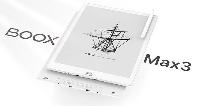 Onyx Boox Max3 13.3 Launched