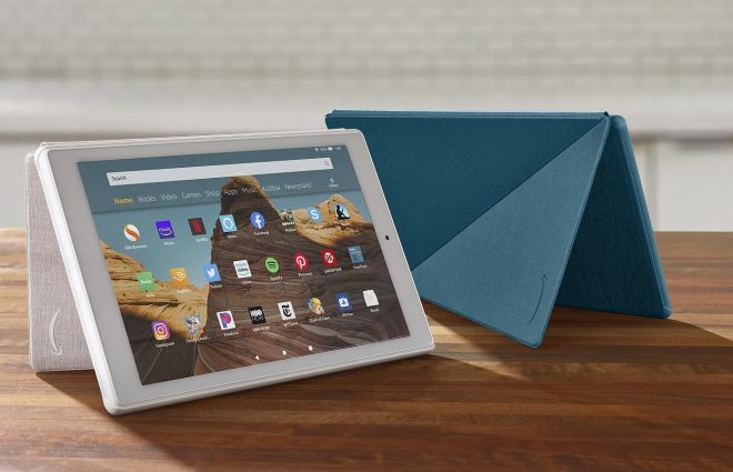 Amazon Fire HD 10 2019-2020 benchmark scores processor