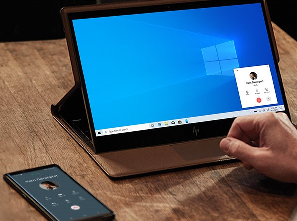 Microsoft Windows Your Phone App
