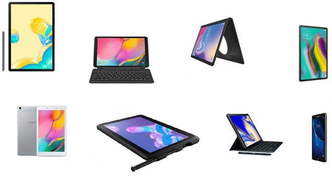 Samsung Tablets 2020