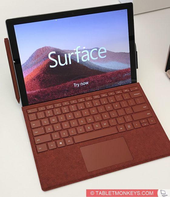 Surface Pro 7 Sale 2020