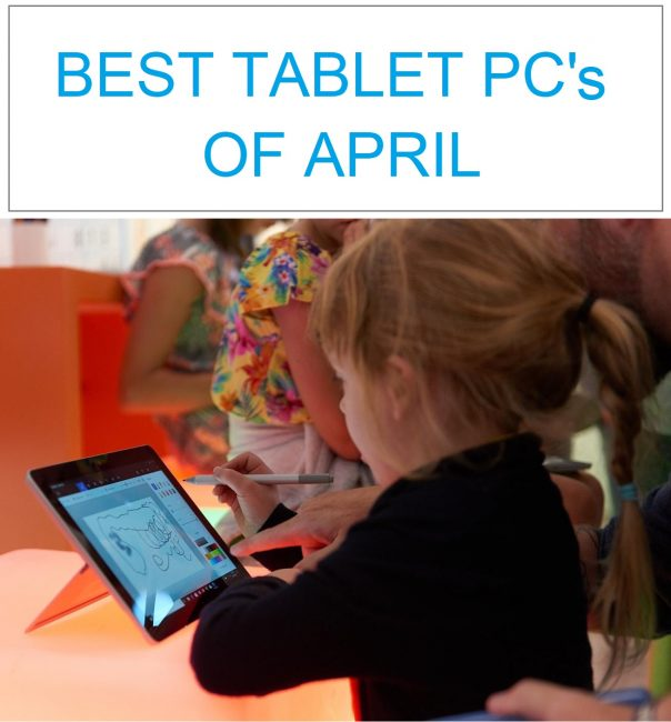 BEST TABLET PC'S OF APRIL 2020