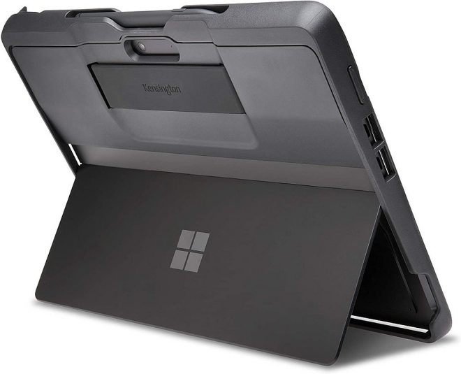 Surface Pro X Rugged Case - Kensington Black Belt 2nd Degree