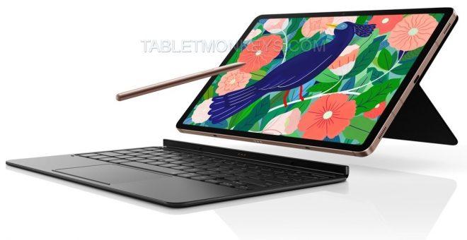 Samsung Galaxy Tab S7 Keyboard