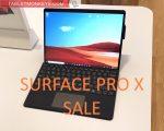 SURFACE PRO X SALE