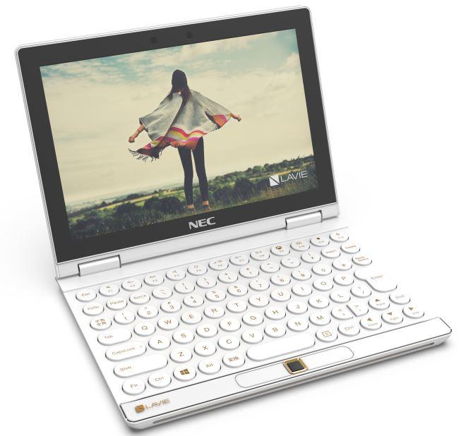 Pocket Laptops 2021 - Lenovo NEC Lavie Mini.