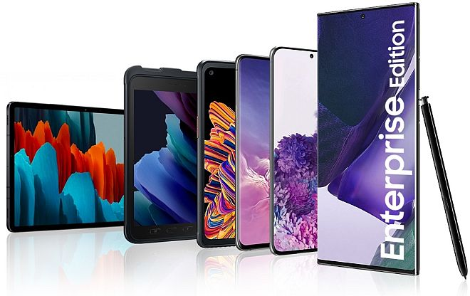 Samsung Galaxy Tab S8 Enterprise Edition
