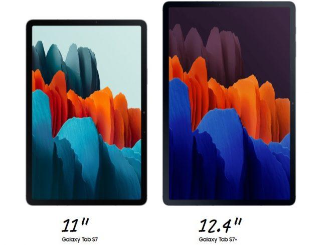 12GB RAM Samsung Galaxy Tab S7