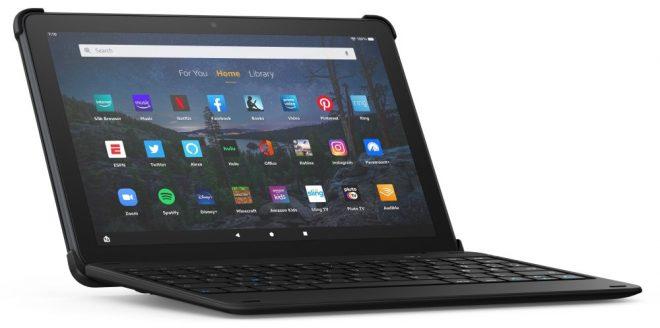 Fire HD 10 Plus Keyboard Bundle