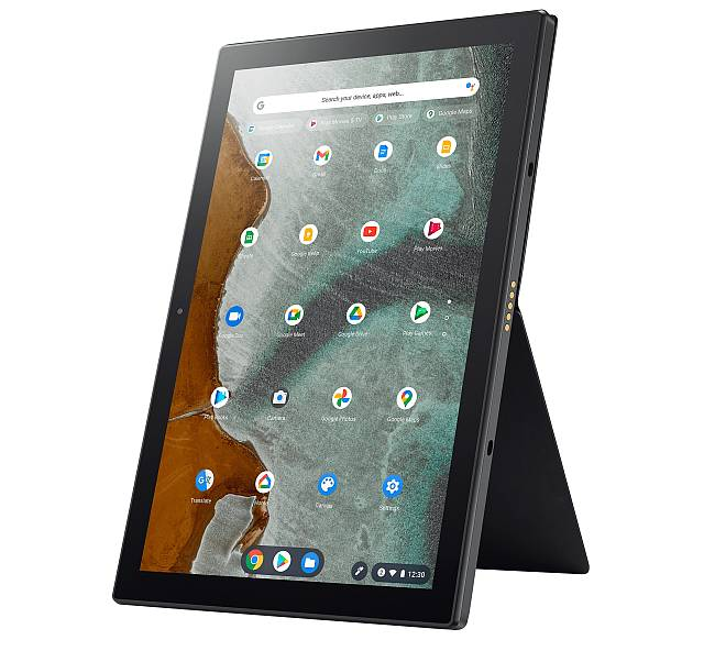 New Chromebook Tablets 2021