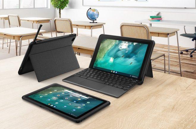 Asus Chromebook Detachable CZ1 (CZ1000)