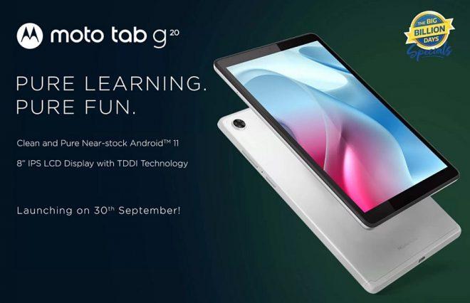 Motorola Tablet Moto Tab G20